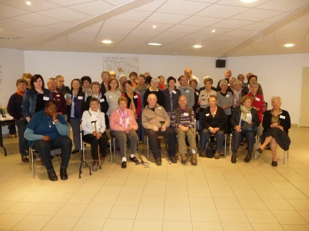 Rencontre des associations d'aphasiques du Pays Rennais, de Vendée et de Maine et Loire