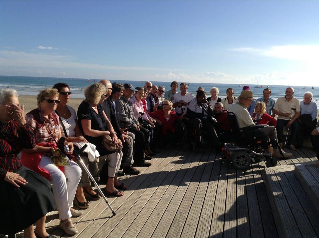 sortie aux Sables d'Olonnes le 29 Sept 2013, avec l' association de Vendée.