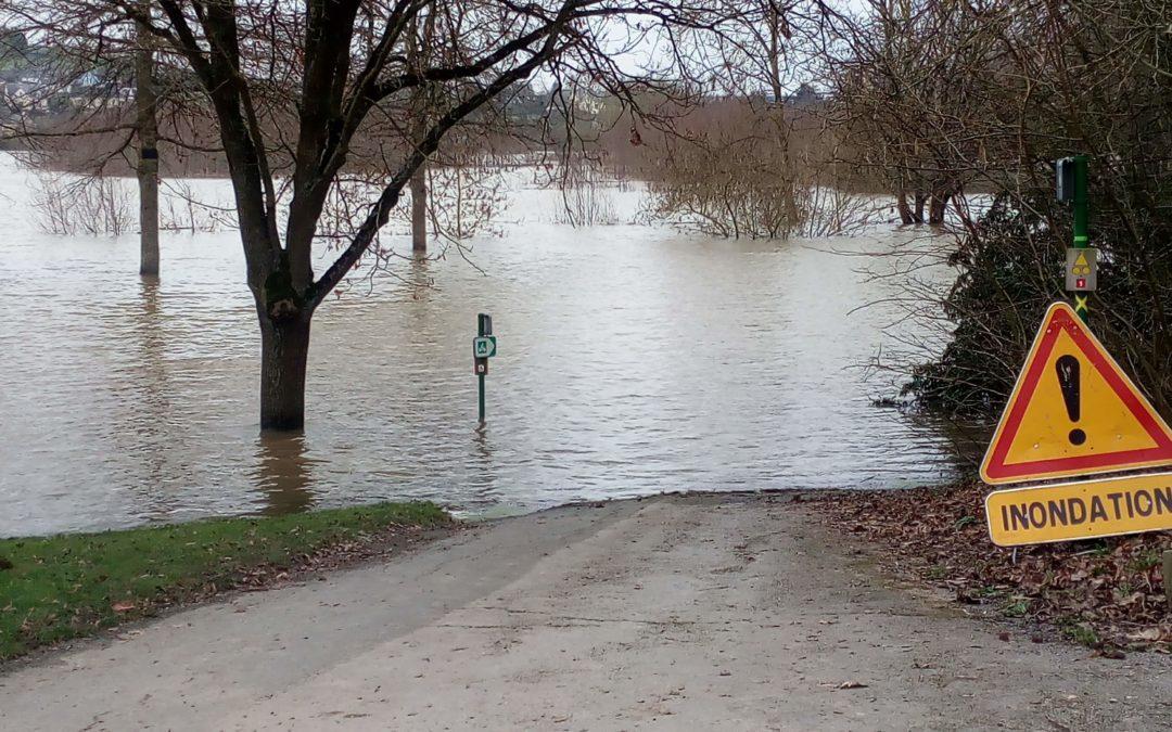 Inondations danger!